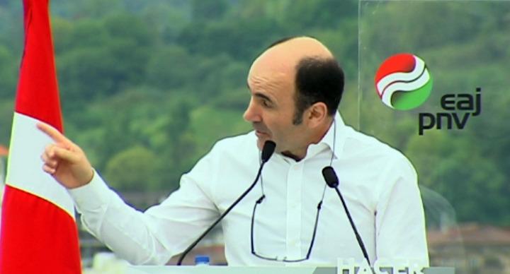 Ayerdi, mano derecha de Chivite Barkos, presenta su dimisión